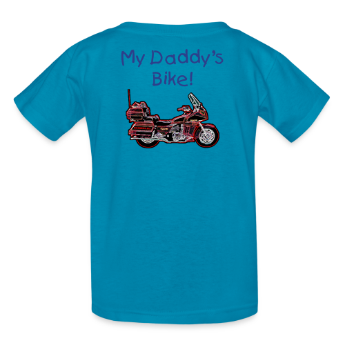 Children's T Voy Blue Custom - Kids' T-Shirt