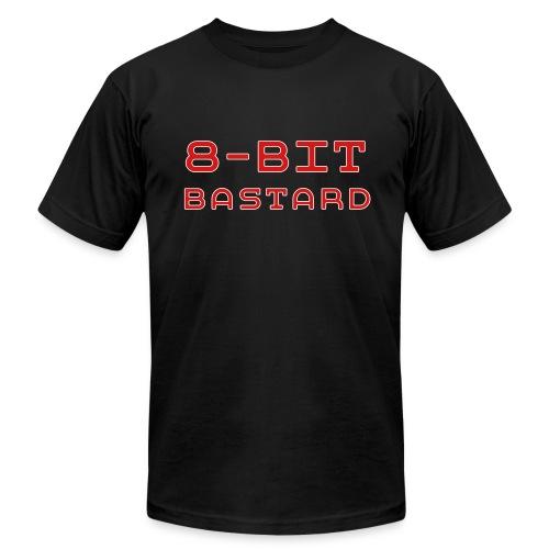8-BIT BASTARD Men's T-shirt - Men's Fine Jersey T-Shirt