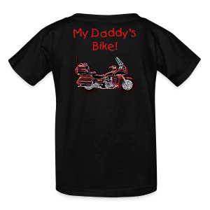Children's T Voy Black Custom - Kids' T-Shirt