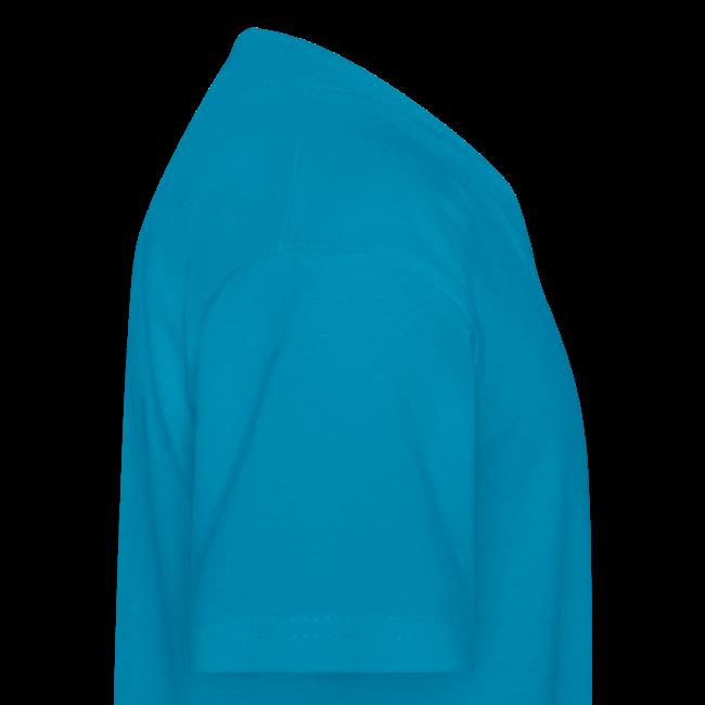 Children's T HD Blue Custom