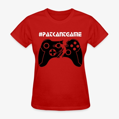 Pat Kan't Game Shirt - Female - Women's T-Shirt
