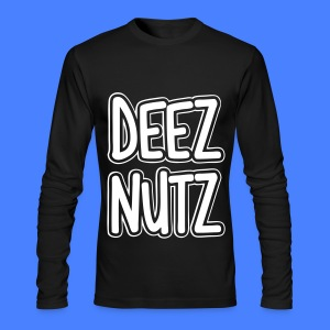 Deez Nutz Long Sleeve Shirts - Men's Long Sleeve T-Shirt by Next Level