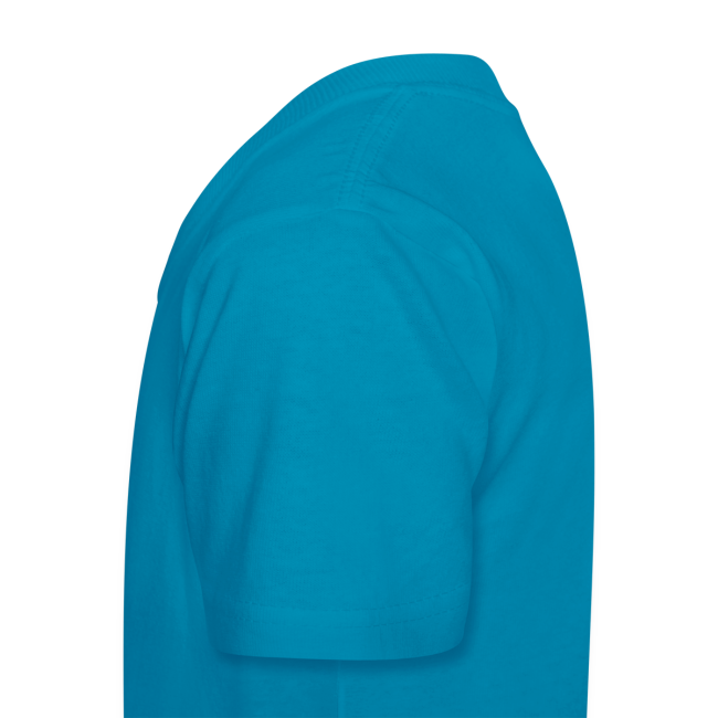 Children's T HD Turquoise Custom