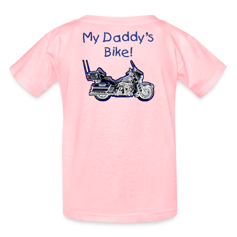 Children's T HD Pink Custom - Kids' T-Shirt