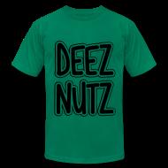 T-Shirts ~ Men's T-Shirt by American Apparel ~ Deez Nutz T-Shirts