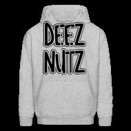 Hoodies ~ Men's Hoodie ~ Deez Nutz Hoodies