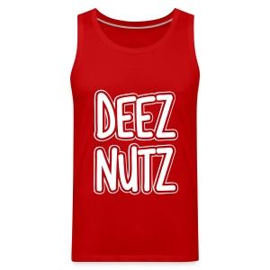 Deez Nutz Tank Tops - Men's Premium Tank