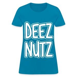 Deez Nutz Women's T-Shirts - Women's T-Shirt