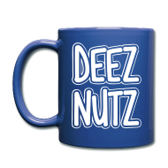 Mugs & Drinkware ~ Full Color Mug ~ Deez Nutz Mugs & Drinkware