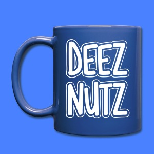 Deez Nutz Mugs & Drinkware - Full Color Mug
