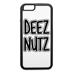 Deez Nutz Accessories - iPhone 6/6s Rubber Case