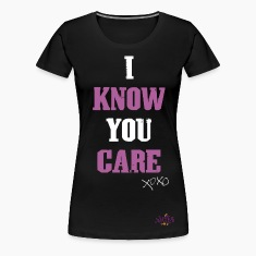 """I Know You Care"" Graphic Tee"