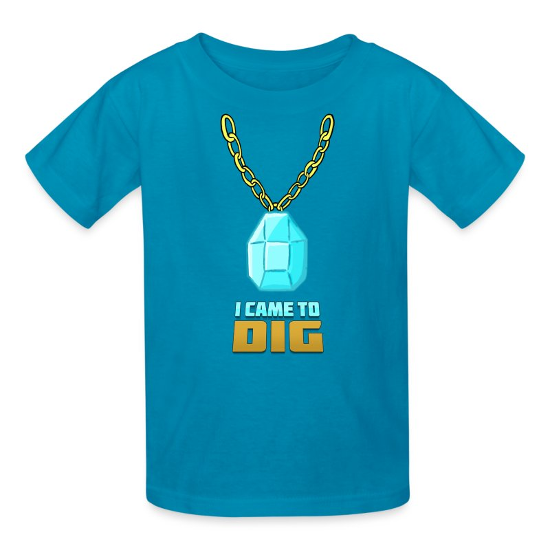 I Came to Dig Kid's Tee - Kids' T-Shirt