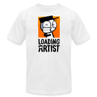 T-Shirts ~ Men's T-Shirt by American Apparel ~ Article 101893590