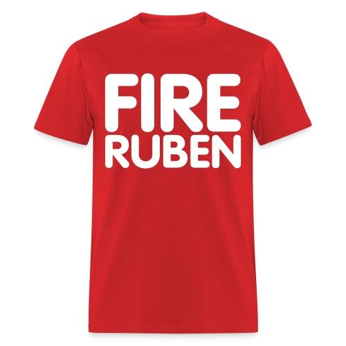 Fire Ruben Shirt - Men's T-Shirt
