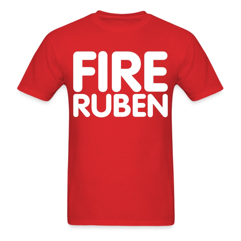 Fire Ruben Shirt - Men's T-Shirt
