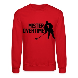 Mr Overtime - Crewneck Sweatshirt