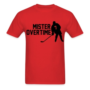 Mr Overtime - Men's T-Shirt