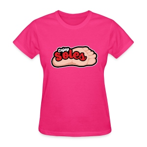 Enjoy Soles Signature - Women's T-Shirt