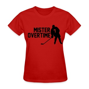 Mr Overtime - Women's T-Shirt