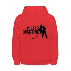 Mr Overtime - Kids' Hoodie