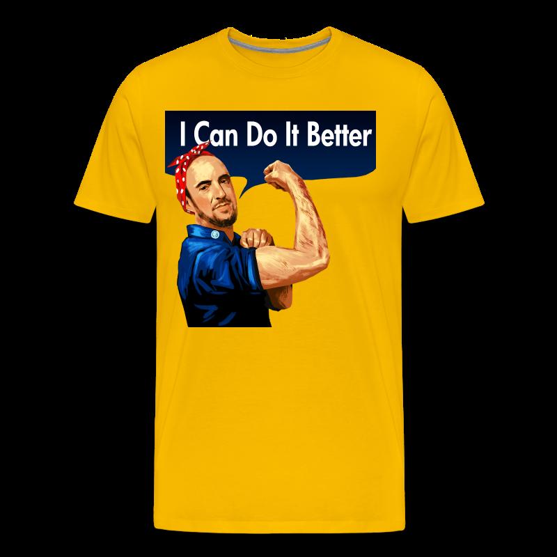 Maddox the Riveter - Men's Premium T-Shirt
