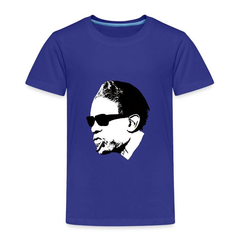 Lightnin Hopkins Toddler Premium T Shirt T Shirt Cut Of