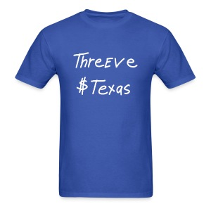 Threeve - Men's T-Shirt