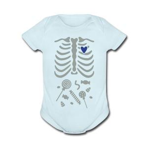 Baby Candy - Short Sleeve Baby Bodysuit