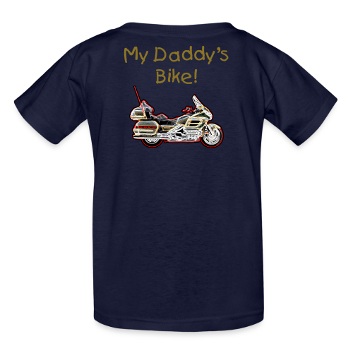 Children's T Wing Blue Custom - Kids' T-Shirt