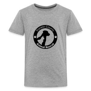 Kids FCAR blk logo T - Kids' Premium T-Shirt