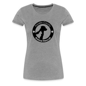 Women's FCAR  blk logo T - Women's Premium T-Shirt