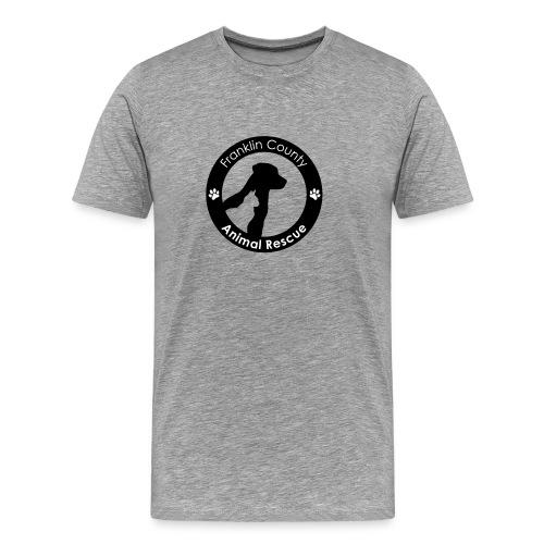 Men's FCAR blk logo T - Men's Premium T-Shirt