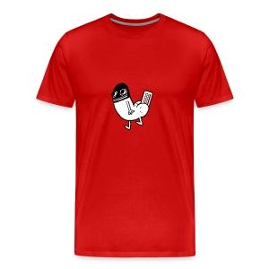 Threatbutt Official Comprehensive Internet Protector Shirt - Men's Premium T-Shirt