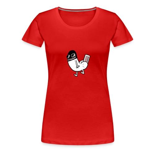 Threatbutt Official Comprehensive Internet Protector Shirt - Women's Premium T-Shirt