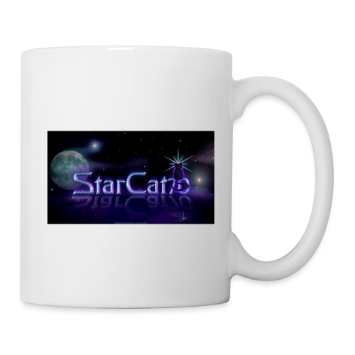 StarCat70 Logo Mug - Coffee/Tea Mug