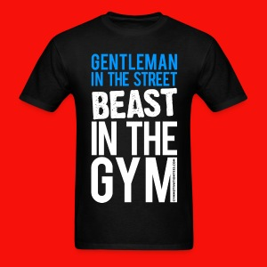 Gentlemen Beast T-shirt - Men's T-Shirt