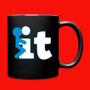 Fuck It Coffee Mug  - Full Color Mug