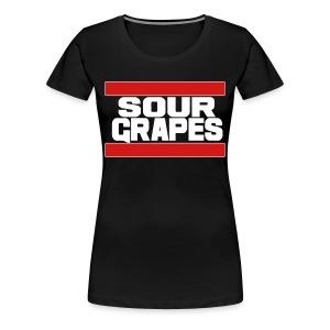 GRAPE MC - Women's Premium T-Shirt