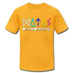 MATOS MEN - Men's Fine Jersey T-Shirt