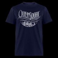 T-Shirts ~ Men's T-Shirt ~ Quensquat (Economy)