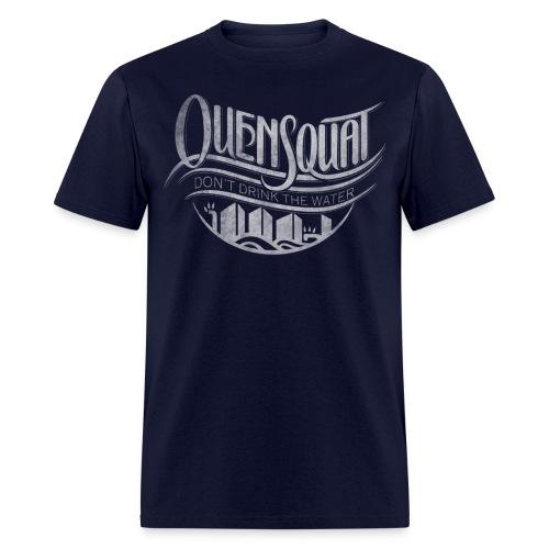 Quensquat (Economy) - Men's T-Shirt