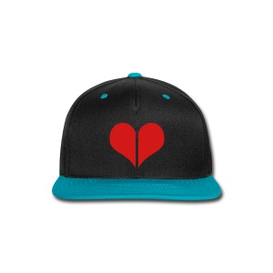 LOVE DOORS  cap - Snap-back Baseball Cap