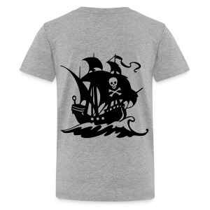 Pirate Boy - Kids' Premium T-Shirt