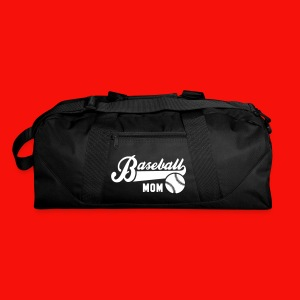 Baseball Mom Duffle Bag - Duffel Bag
