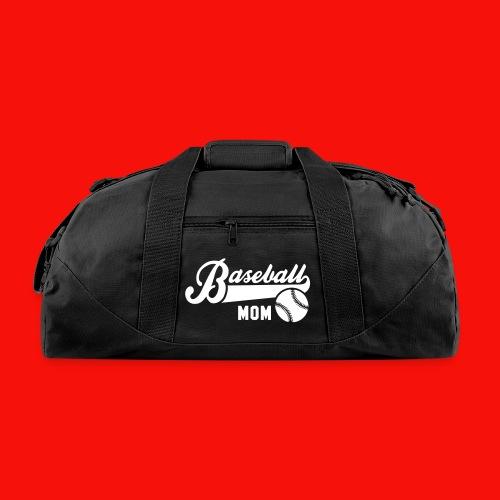 Baseball Mom Duffle Bag - Duffel Bag