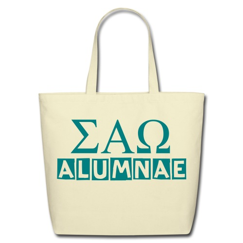 Alumnae Tote Bag - Eco-Friendly Cotton Tote