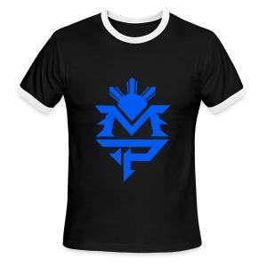Team Pac Man - Men's Ringer T-Shirt