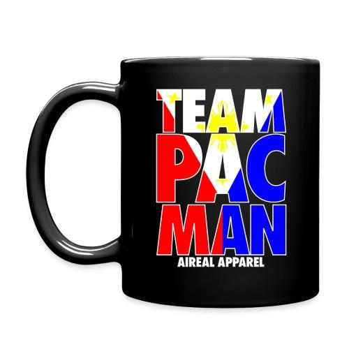 Team Pac Man mug, jarra - Full Color Mug