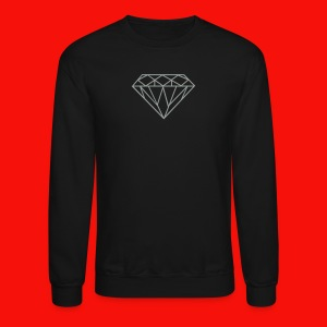 Diamond Sweatshirt - Crewneck Sweatshirt